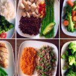 Пример правильногого и сбалансированное питание на 3 дня